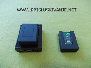 spy oprema sa produzenom baterijom